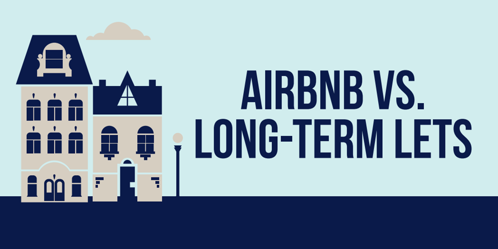 Airbnb Vs  Long-Term Lets | Douglas & Gordon