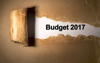 A Budget that's good for the Housing Market