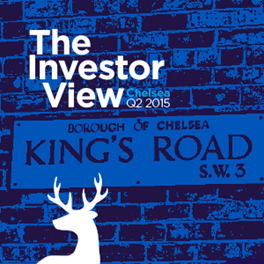 The Investor View Chelsea Q3 2015