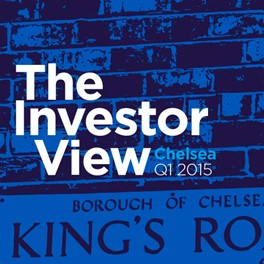 The Investor View - Chelsea Q1 2015