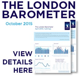 The London Barometer October 2015