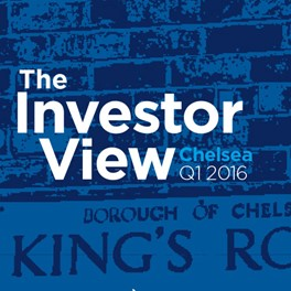 The Investor View Chelsea Q1 2016