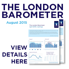 The London Barometer August 2015