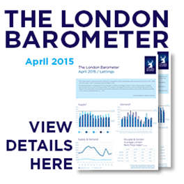 The London Barometer April 2015