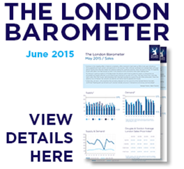 The London Barometer June 2015
