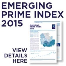 Emerging Prime Index 2015