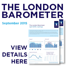 The London Barometer September 2015