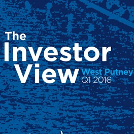 The Investor View West Putney Q1 2016