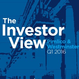 The Investor View Pimlico Q1 2016