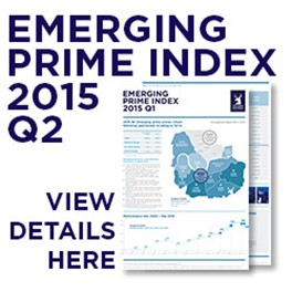 Emerging Prime Index 2015 Q2