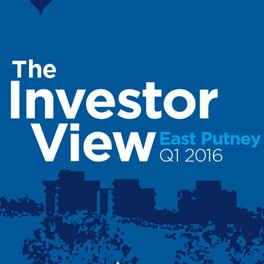 The Investor View East Putney Q1 2016